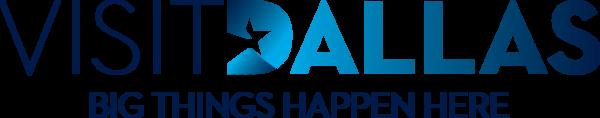 VisitDallas logo