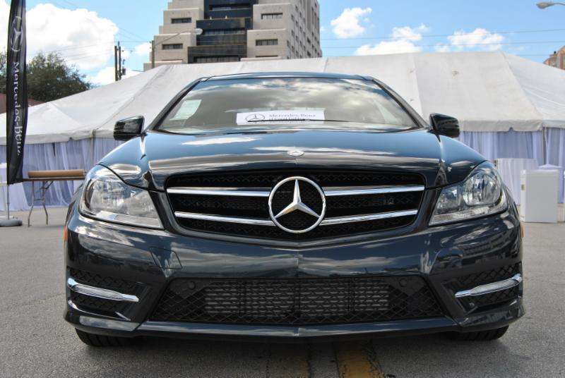 Mercedes benz of coral gables at the 7th annual coral for Mercedes benz coral gables