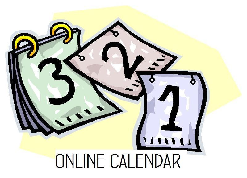 online calendar