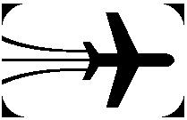 logo symbol only white