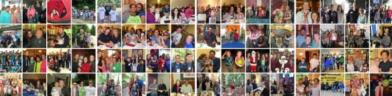Events and Programs Photo Collage