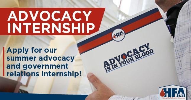 HFA Advocacy Internship