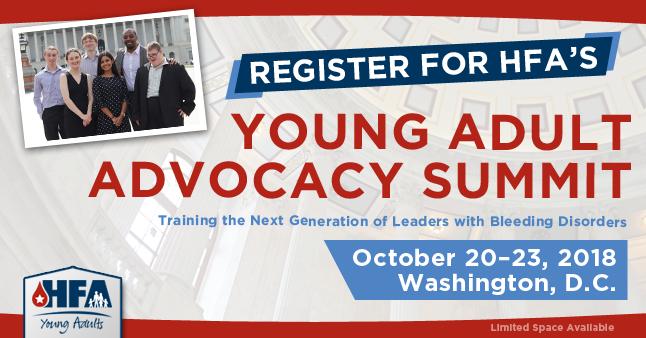 HFA YA Advocacy Summit