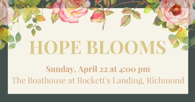 Hope Blooms Banner Image