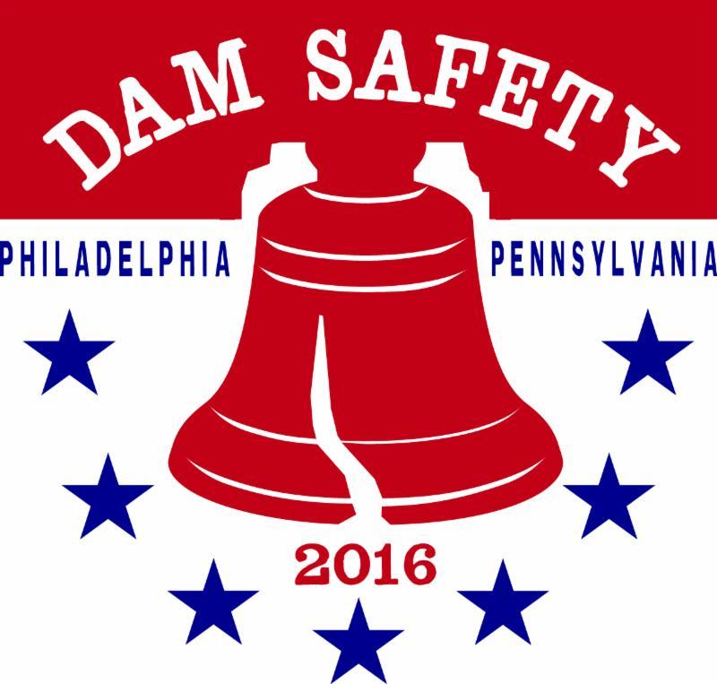 Dam Safety 2016, Philadelphia