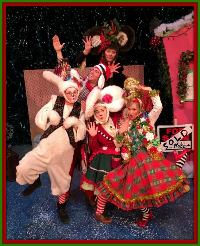 Cast of Christmas Mouse