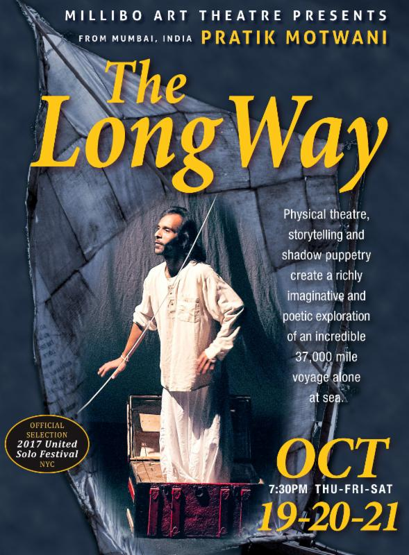 The Long Way Poster