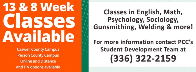 Image for 13 _ 8 week classes