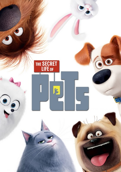 Image for The Secret Life of Pets movie