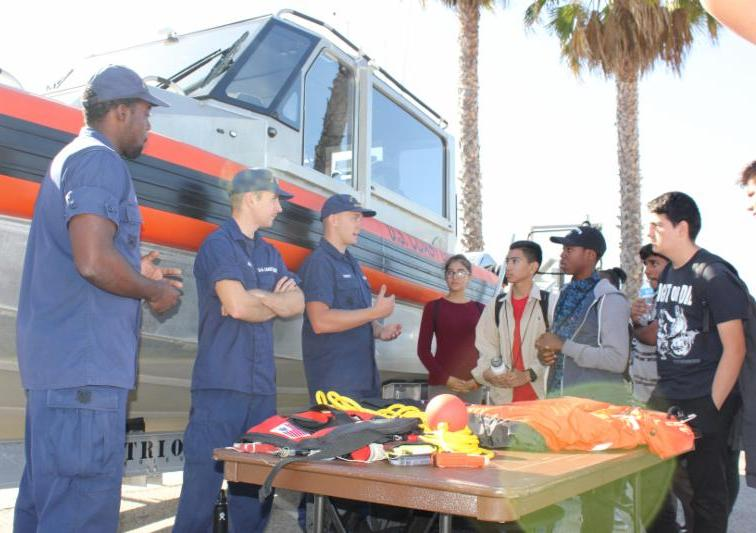 ITEP USCG Day of Discovery 2016