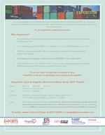 ExporTech Richmond flyer