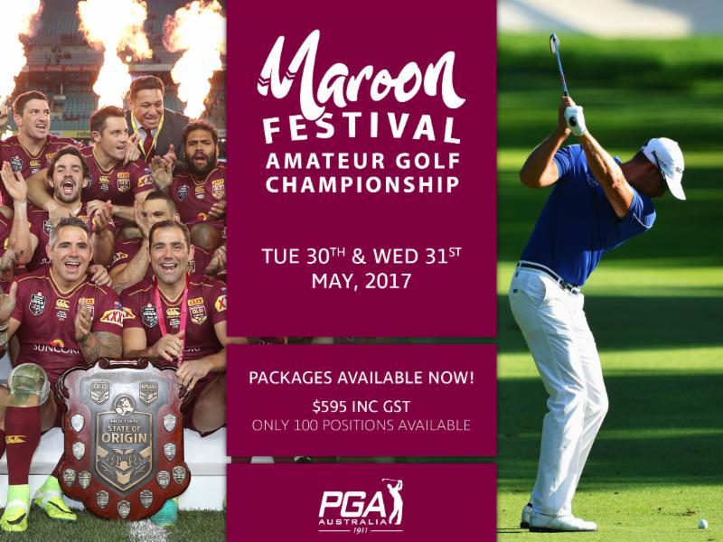 Amateur Golf Events 109