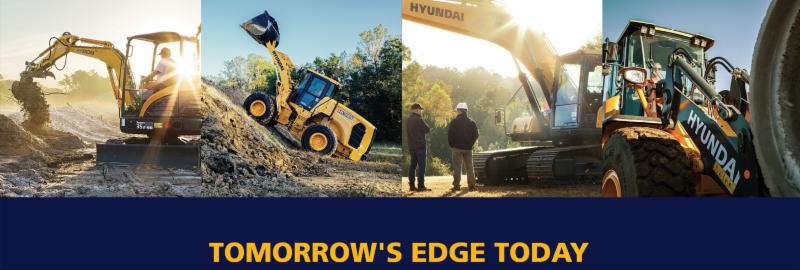 News From Hyundai Construction Equipment