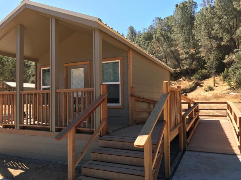 Del Valle cabin - ADA