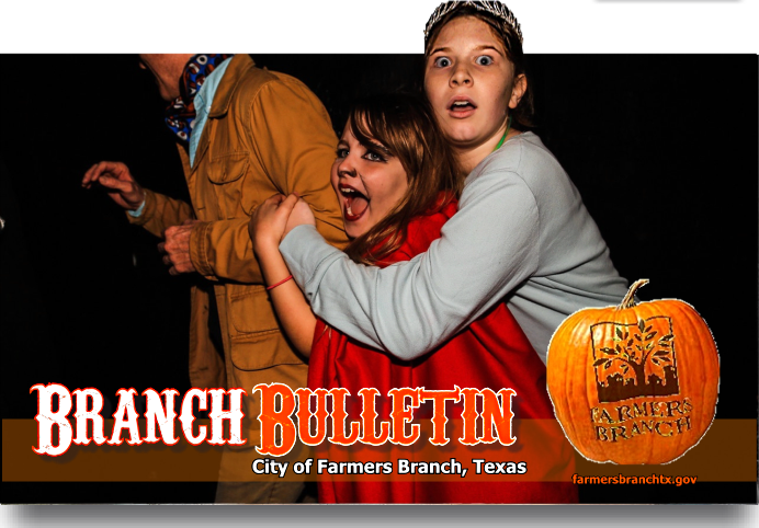 BRANCH BULLETIN - eNews from Farmers Branch