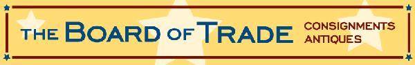 The Board of Trade