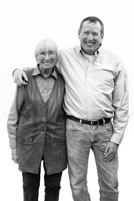 Nancy and Chip Gray