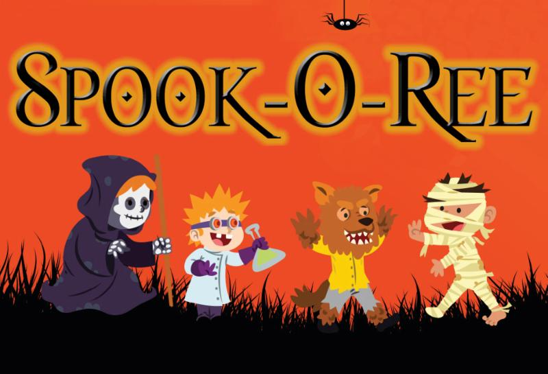 Image result for halloween spookoree