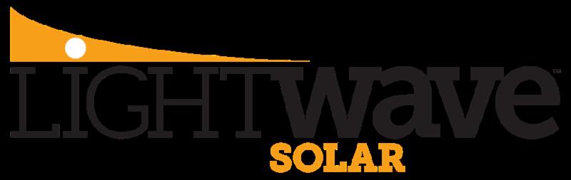 LightWave Solar logo
