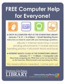 Free Computer Help