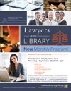 Lawyers in the Library
