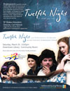 Twelfth Night with SF Shakespeare