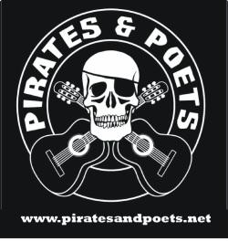Pirates and Poets generic logo