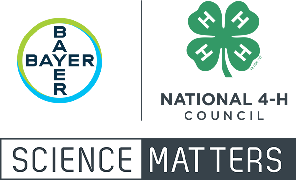 Bayer - Science Matters logo