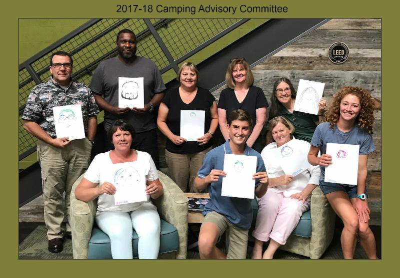 2017-18 Camping Advisory Committee