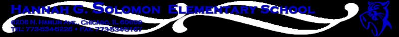 Solomon Elementary