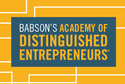 Babson_s Academy of Distinguished Entrepreneurs