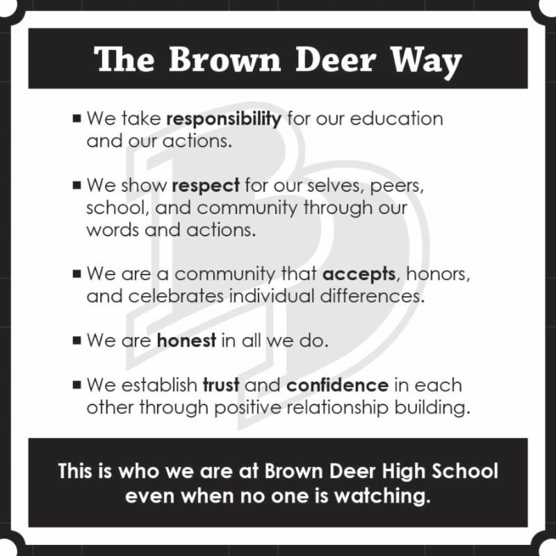Brown Deer Way