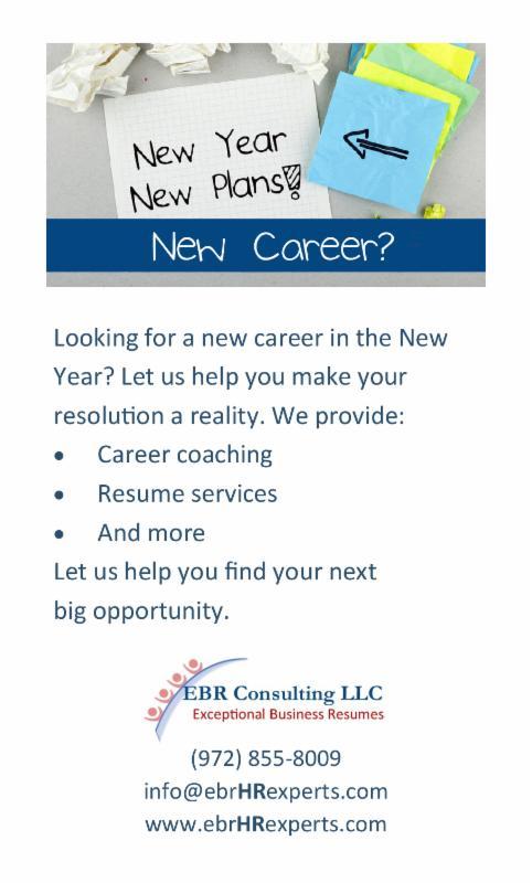 EBR Consulting, LLC.