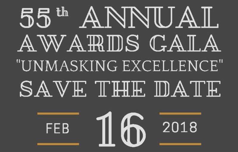 55th Annual Awards Gala