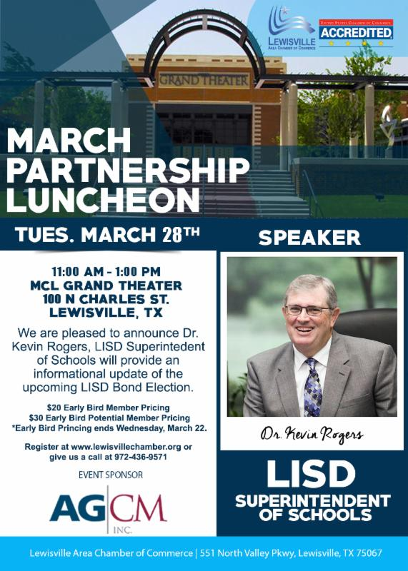 March_ 2017 Partnership Luncheon