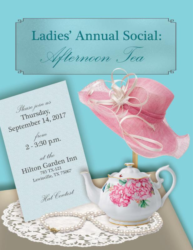 Ladies_ Annual Afternoon Tea