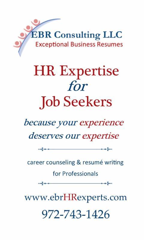 EBR Consulting_ LLC Hiring