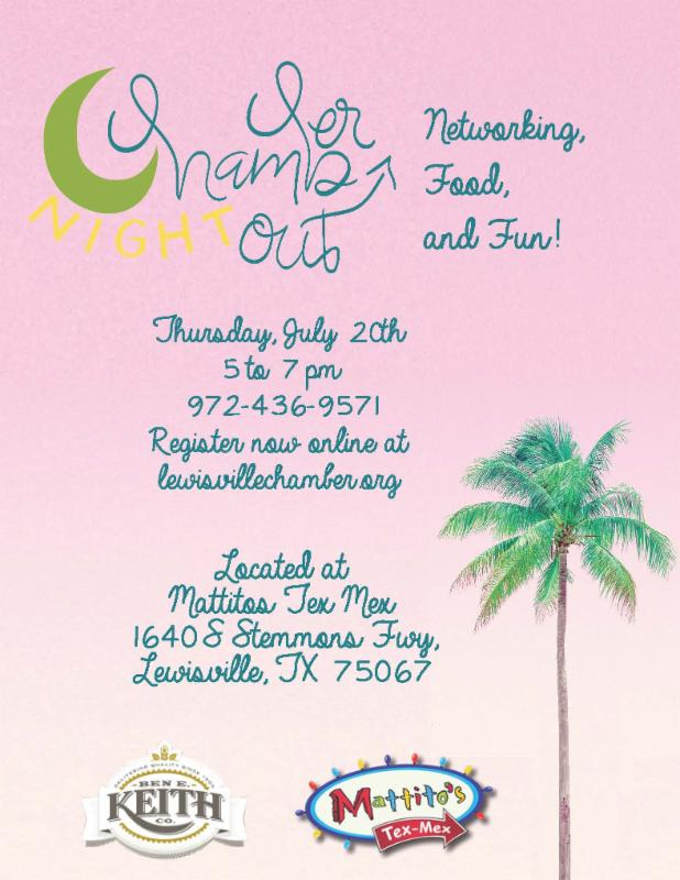Chamber Night Out July 20, 2017