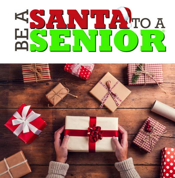 Be a Santa to a Senior