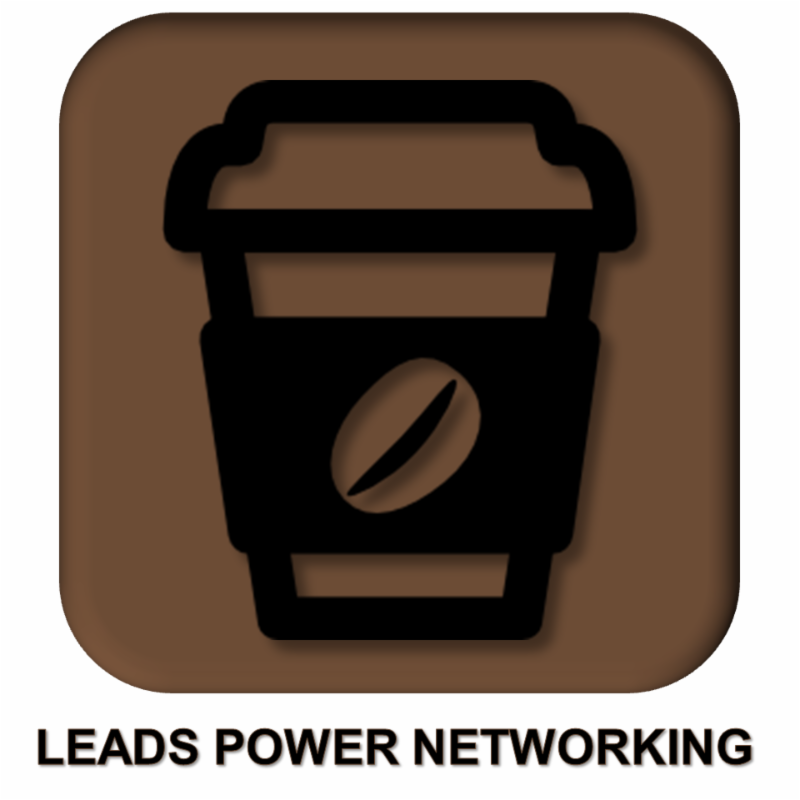 LEADS Power Networking Logo