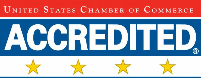 Four Star Accredited Lewisville Area Chamber of Commerce