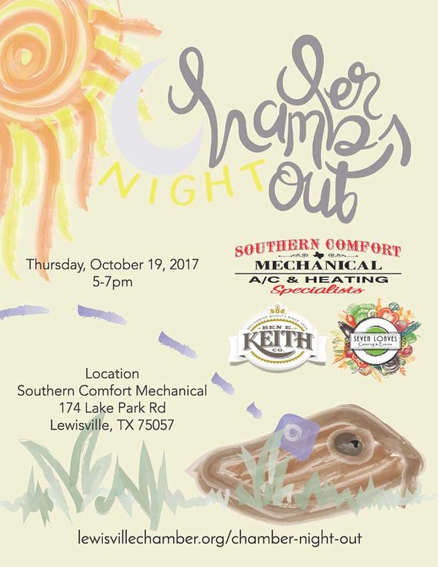 October 2017 Chamber Night Out