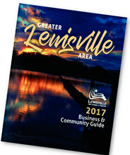 2018 Lewisville Chamber Business _ Community Guide