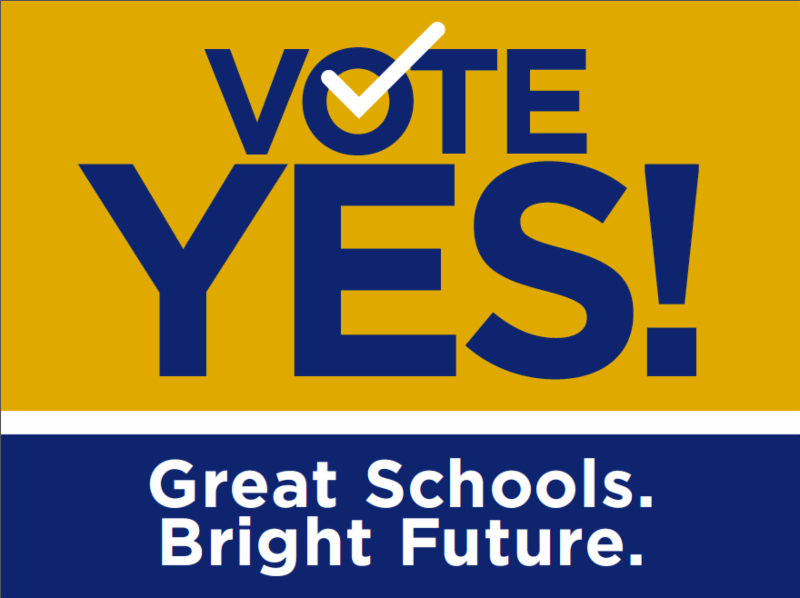 Vote Yes Lewisville ISD