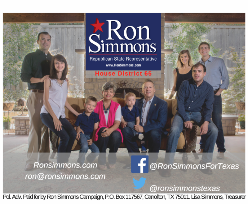 Ron Simmons for State Senate