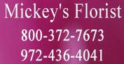 Mickey_s Florist