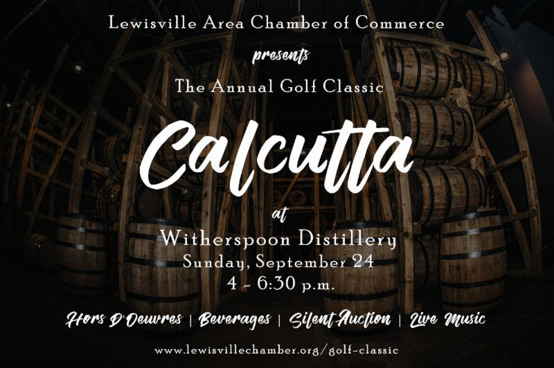2017 Annual Golf Classic Calcutta