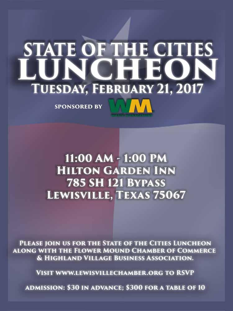 State of the Cities Luncheon