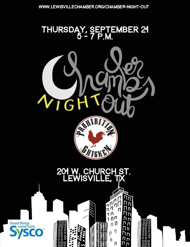 September 2017 Chamber Night Out