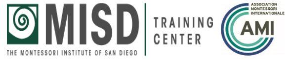 Montessori Institute of San Diego